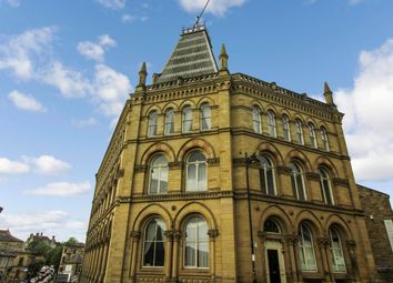 Thumbnail 2 bed flat for sale in Station Road, Batley, Wakefield