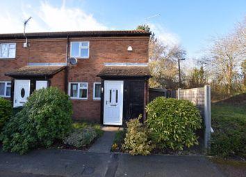 Rainsborough, Giffard Park, Milton Keynes MK14. 2 bed end terrace house for sale