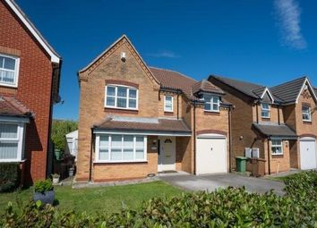 Thumbnail 4 bed detached house for sale in Senator Road, St. Helens, Merseyside