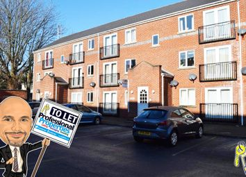 Thumbnail 2 bed flat to rent in The Kirkby, Drewry Court, Derby