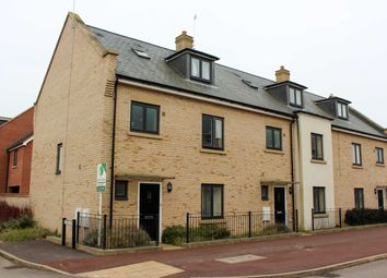 Thumbnail 1 bedroom town house to rent in Central Avenue, Cambridge