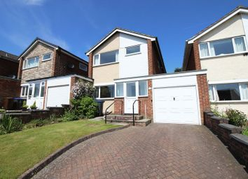 Thumbnail 3 bed link-detached house for sale in Wallbridge Drive, Leek, Staffordshire
