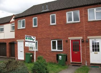 Thumbnail 2 bed terraced house to rent in Westholme Road, Belmont, Hereford