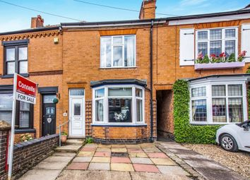 3 bed terraced house for sale in Leicester Road, Hinckley LE10