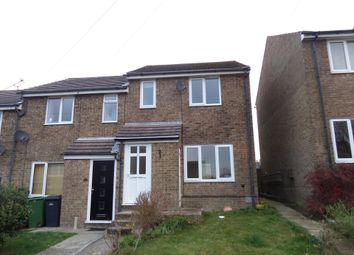 Thumbnail 2 bed end terrace house to rent in Drapers Way, St. Leonards-On-Sea