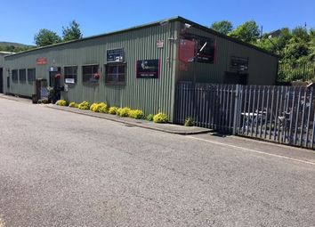 Thumbnail Retail premises for sale in Tonypandy Enterprise Park, Llwynypia Road, Tonypandy