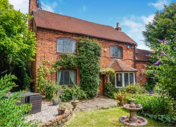 Thumbnail 3 bed detached house for sale in School Lane, Bromsgrove