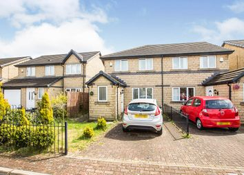 Thumbnail Semi-detached house for sale in Coleshill Way, Bradford, West Yorkshire