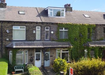 Thumbnail 3 bed terraced house to rent in New Line, Greengates, Bradford