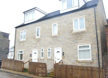 Thumbnail 3 bedroom semi-detached house to rent in Talbot Fields, Talbot Street, Bradford