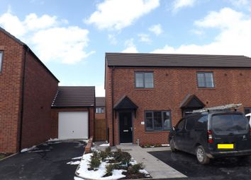 Thumbnail 2 bed end terrace house to rent in Celadine Close, Chelmsley Wood, Birmingham