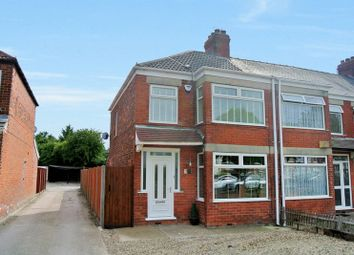 Thumbnail 3 bed semi-detached house for sale in Sutton Road, Hull, East Yorkshire
