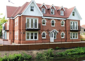 Thumbnail 2 bed property to rent in Bridge House, Chobham Road, Woking