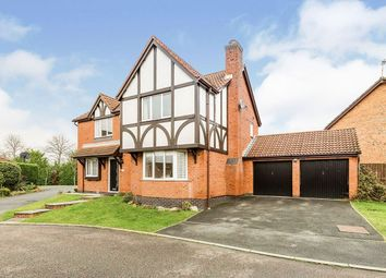 Thumbnail 4 bed detached house to rent in Mimosa Close, Chorley