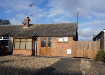 Thumbnail 2 bed semi-detached bungalow to rent in Fullwell Road, Bozeat