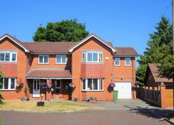 Thumbnail 4 bedroom semi-detached house for sale in Milton Green, Thingwall