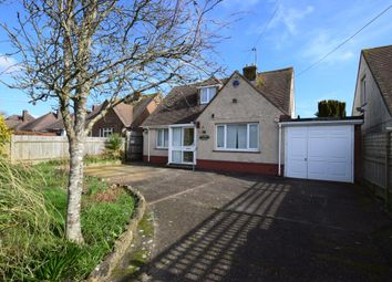 Thumbnail 3 bed detached bungalow for sale in Gallows Lane, Westham