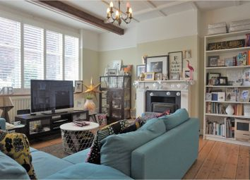 Thumbnail 3 bed terraced house for sale in Beaford Grove, West Wimbledon