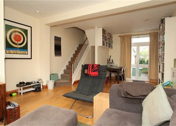 Thumbnail 3 bed terraced house to rent in Atwood Road, Brackenbury Village, Hammersmith
