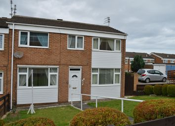 Thumbnail 3 bed end terrace house for sale in Ennerdale Crescent, Skelton-In-Cleveland, Saltburn-By-The-Sea