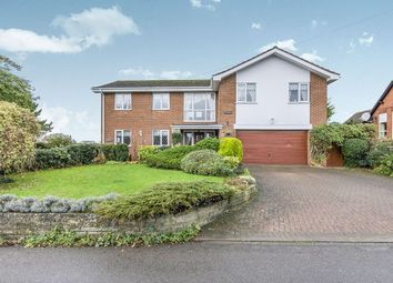 Thumbnail 4 bed detached house for sale in Headon, Retford