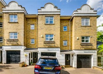 Thumbnail 3 bed terraced house to rent in Milton Court, Chesterton Close, London
