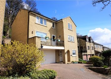 Thumbnail 5 bed detached house for sale in Moorbottom Lane, Bingley