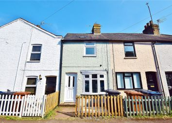 Thumbnail 2 bed terraced bungalow for sale in Wharf Road, Bishop's Stortford