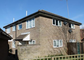 Thumbnail 1 bed terraced house to rent in Ashground Close, Trimley St Martin
