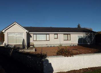 Thumbnail 3 bed detached bungalow for sale in Darroch Brae, Alness