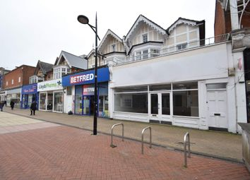 Thumbnail Retail premises to let in 589 Christchurch Road, Bournemouth