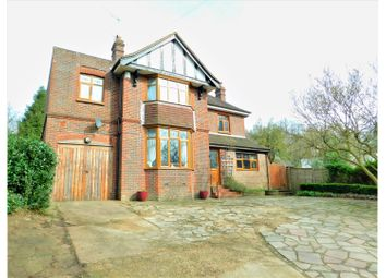 Thumbnail 4 bed detached house for sale in Warren Road, Worthing
