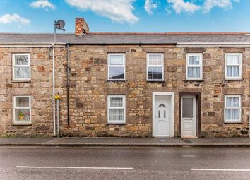 Thumbnail 3 bed terraced house for sale in Camborne, Cornwall, United Kingdom