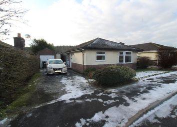 Thumbnail 3 bed bungalow for sale in Bryn Rhosyn, Merthyr Road, Tredegar