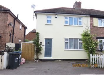 Thumbnail 4 bed semi-detached house to rent in Astor Road, Broadstairs