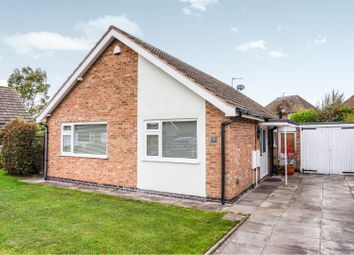 Thumbnail 2 bed detached bungalow for sale in Richmond Way, Oadby