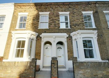 Thumbnail 3 bed terraced house to rent in Bow Common Lane, Bow