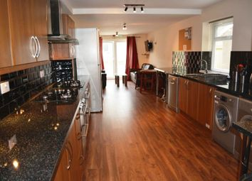 Thumbnail 8 bed terraced house to rent in Flora Street, Cathays, Cardiff