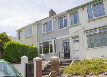 Thumbnail 3 bed terraced house for sale in Sturdee Road, Milehouse, Plymouth