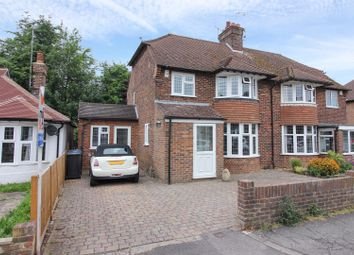 Thumbnail 5 bed semi-detached house for sale in The Gap, Canterbury