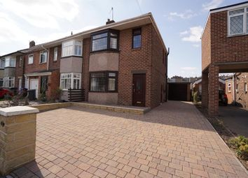 Thumbnail 3 bed semi-detached house for sale in Dudley Road, Hillsborough, Sheffield
