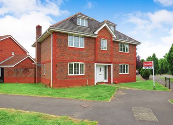 Thumbnail 6 bed detached house for sale in Cynder Way, Emersons Green, Bristol