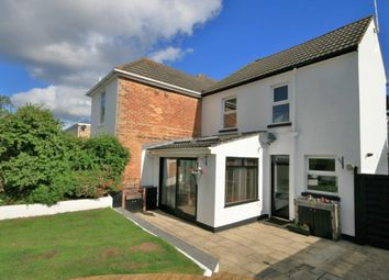 Thumbnail 3 bedroom semi-detached house for sale in Gladstone Road, Parkstone, Poole