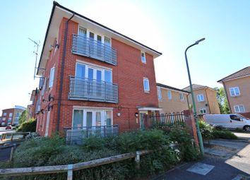Thumbnail 2 bed flat for sale in Enders Court, Medbourne, Milton Keynes