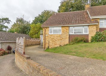 Thumbnail 2 bed semi-detached bungalow for sale in Clive Road, Sittingbourne