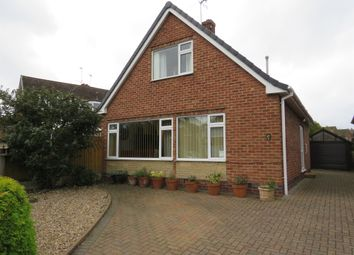 Thumbnail 3 bed detached house for sale in Routh Avenue, Castle Donington, Derby