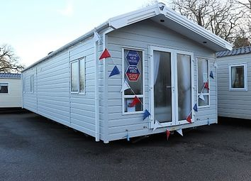 Thumbnail 2 bed mobile/park home for sale in The Ridge West, St Leonards On Sea
