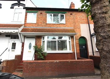 Thumbnail 5 bedroom terraced house for sale in Weatheroak Road, Sparkhill, Birmingham