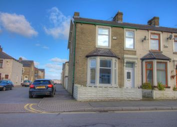 Thumbnail 4 bed end terrace house for sale in St. Matthew Street, Burnley