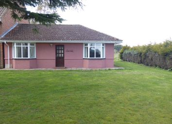 Thumbnail 2 bed semi-detached bungalow to rent in Mill Road, Burgh Castle, Great Yarmouth